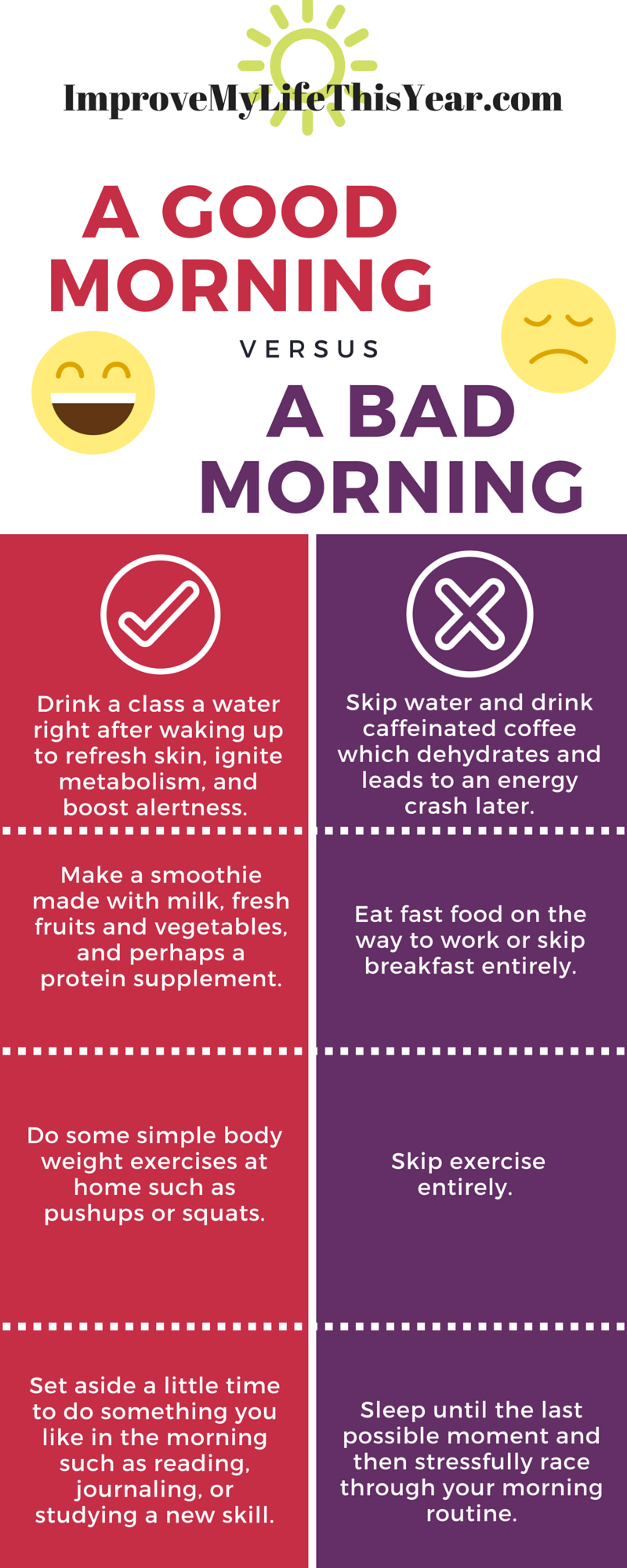 How to Have a Great Morning: 4 Steps to the Perfect Morning Routine